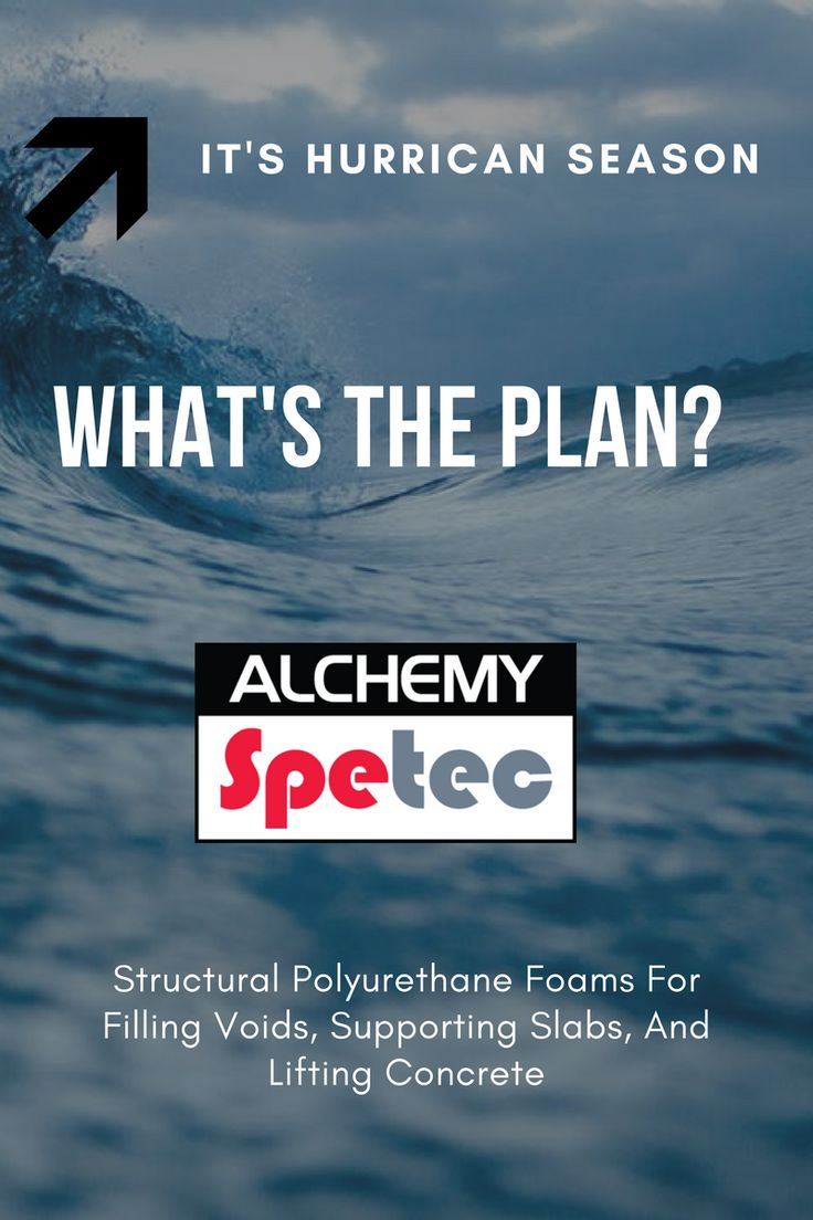 Hurricane season brings opportunities for contractors skilled in the application of structural polyurethane foam.