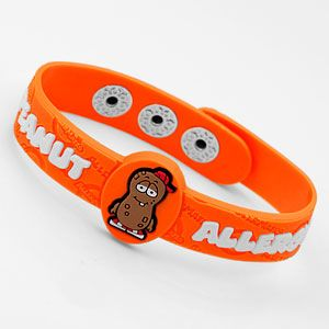 kid allergy bracelet 17 best images about food allergies on 3192