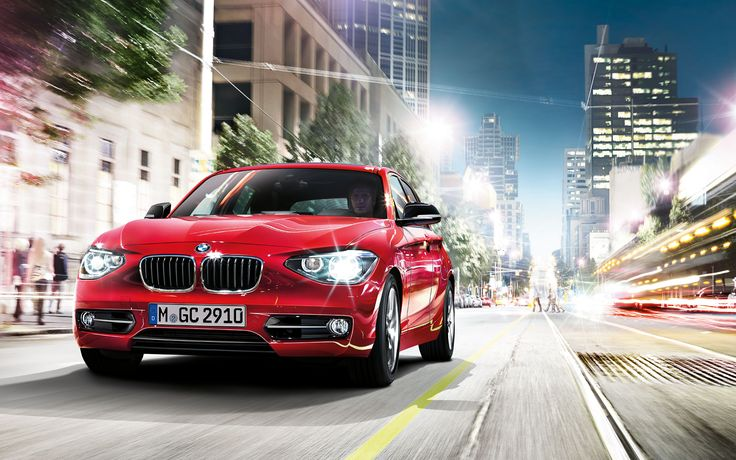 BMW 1er 5-Türer : Bilder und Videos