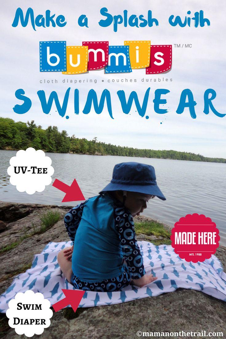 Bummis Splash Swimwear Review - mamanonthetrail.com