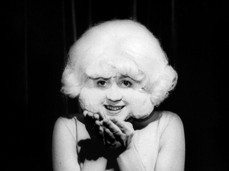 """""""In heaven, everything is fine"""" la dame du radiateur, Eraserhead"""
