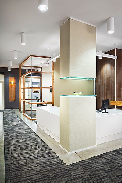 115 best images about office reception desk on pinterest for Office design denver