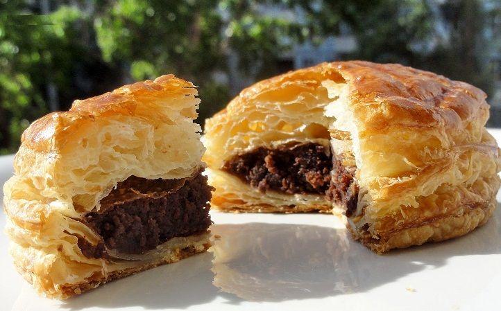 Французский пирог «Питивье» от Лизы Глинской