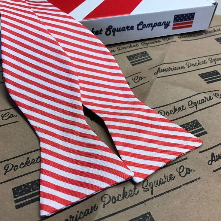 "American Pocket Square Company Pure Silk Bow Tie, ""President Washington"", Made in the USA by AmericanPocketSquare on Etsy"