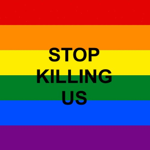 from Eliseo gays are killing america