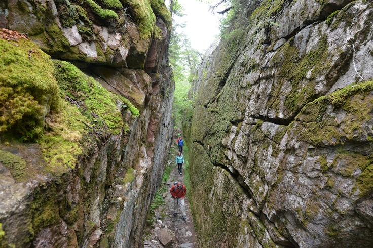 Explore every nook & cranny - Lake Superior Provincial Park, Ontario