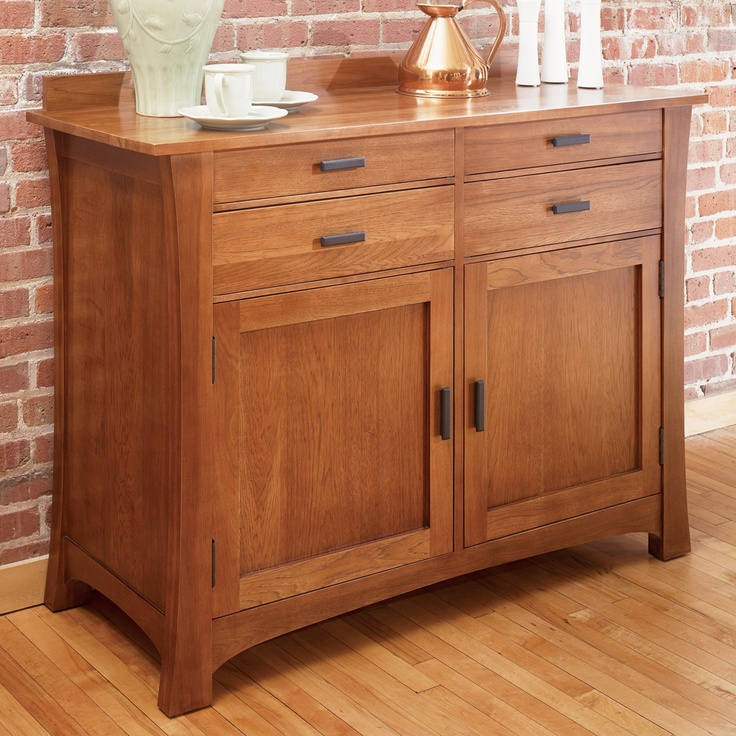 Cattail Bungalow Side Board Server By A-America