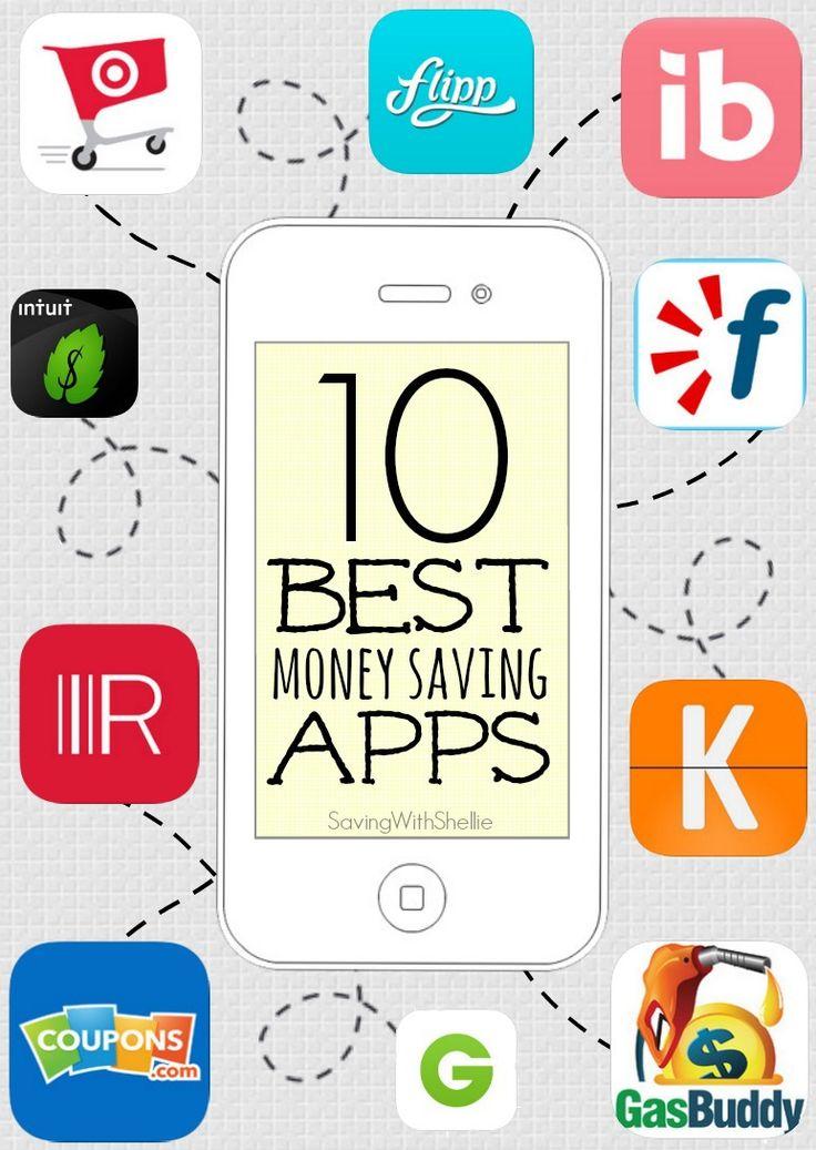 The 10 Best Money Saving Apps Photo