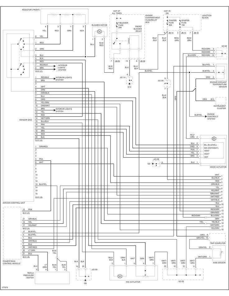 Awesome Kia Sorento Wiring Diagram Download In 2020