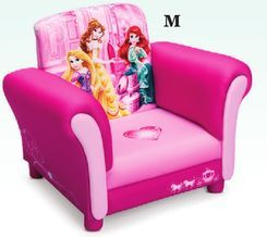 Disney Princess® Delta Upholstered Disney Chair from Sears Catalogue  $79.99