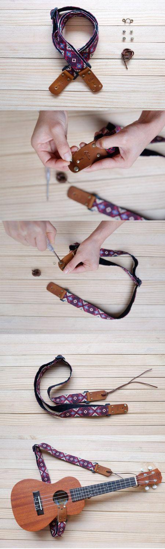Todos Qilin guitarra y ukelele correa son hechos a mano en Tailandia por un apasionado y nos encanta la guitarra y el instrumento musical. Empezamos desde el principio de abastecimiento, selección hasta el acabado de nuestros productos. Utilizamos solamente el cuero y materiales de alta calidad, hecho a mano cuidadosamente en cada detalle con orgullo os presentamos la correa de ukelele que merecen su ukelele o guitarra acústica.  Ukelele correa producto, incluyendo: 1 correa de ukelele, 1…