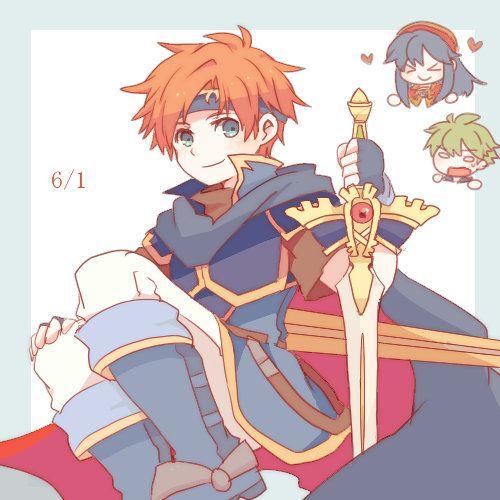 Roy - Fire Emblem (Binding Blade)
