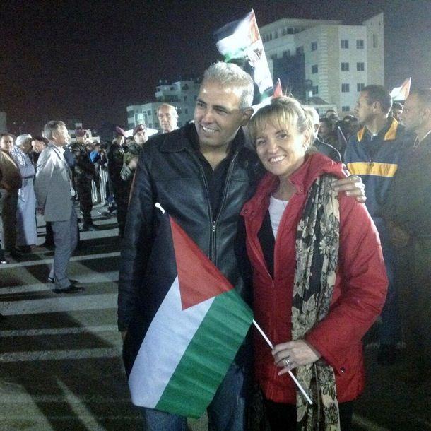 """Martina Anderson, députée européenne affirme : """"Les Israéliens sont comme une éruption cutanée""""   © Alyaexpress-News – Toute l'info israélienne pour les Français !"""
