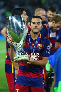 Berita Bola - Pedro Diyakini Bakal Sukses Bermain di Premier League
