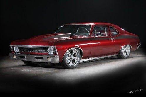 want    Chevy Nova