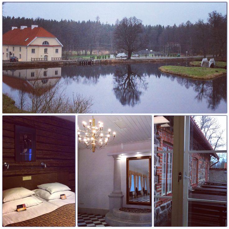 Vihula Manor Estonia