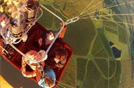 Hunter Valley Hot Air Ballooning - Weekend Experience #LimeAndTonicSydney