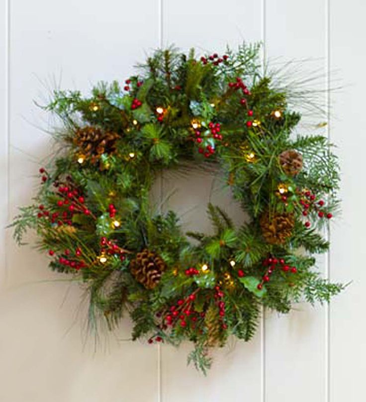 28 best images about christmas outdoor decor on pinterest for Led wreath outdoor