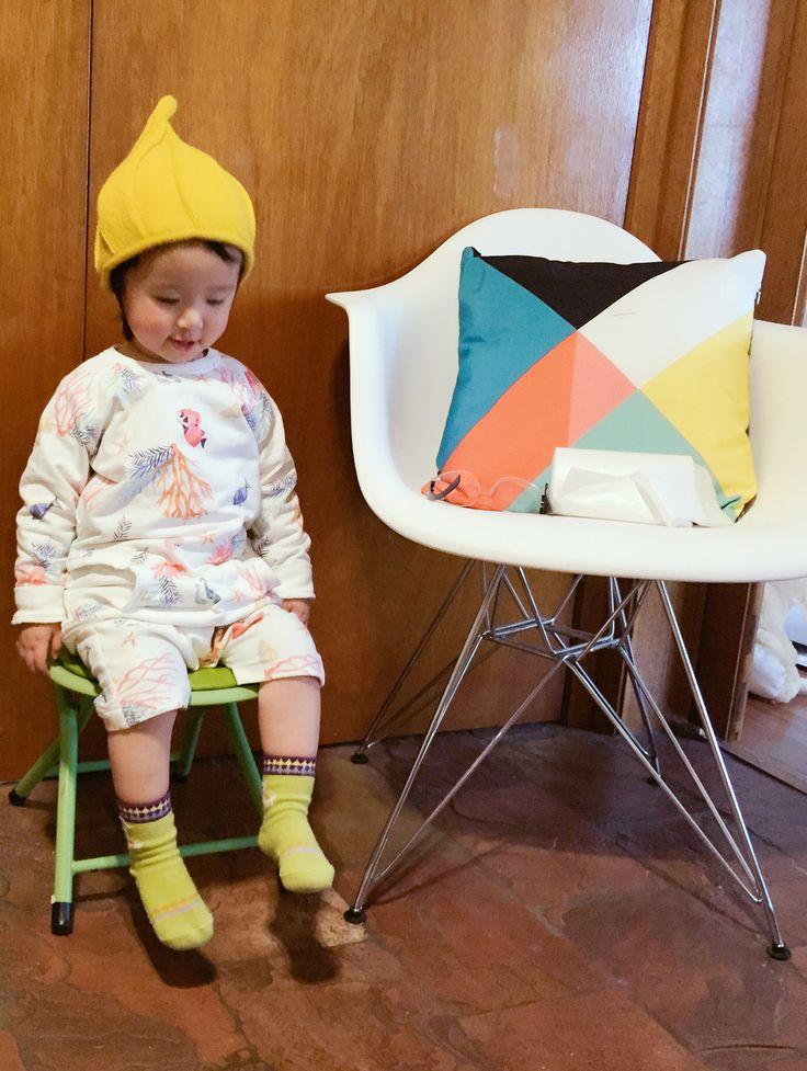 Handmade Baby Toddler Harem Shorts