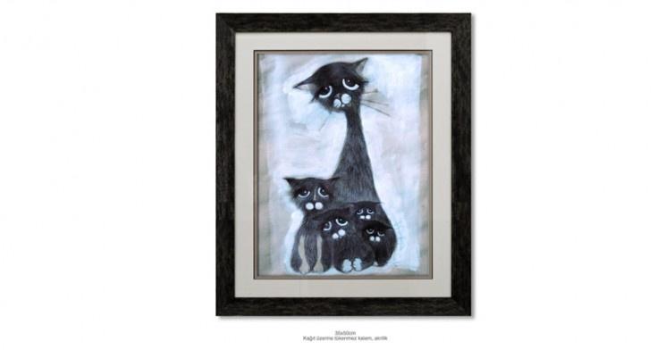 Efsun Güneş - Kara kediler