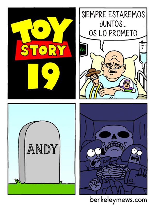 Toy Story 19m Muy Bueno