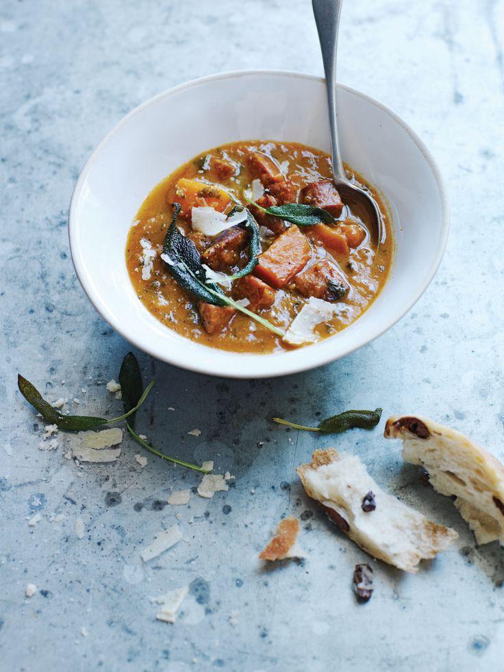 Woolworths chicken minestrone soup recipe
