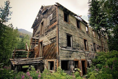 Ghost Towns On Vancouver Island
