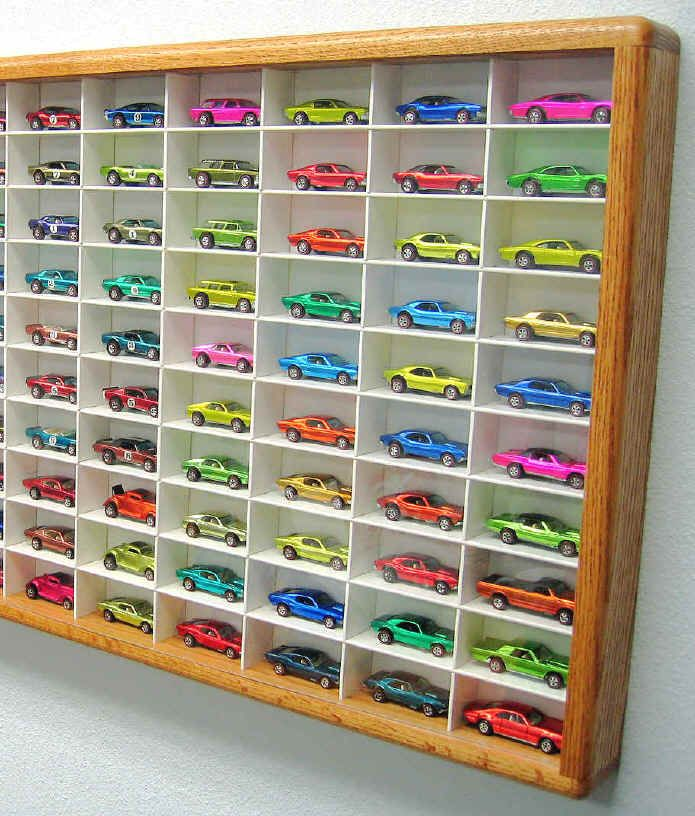Hot Wheels Display Cases, Matchbox Display Case, Johnny Lightning display and other 1/64th scale die cast car display