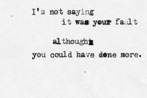 How could this be done, by such a smiling sweet heart.  Oh you're so Naive - the kooks