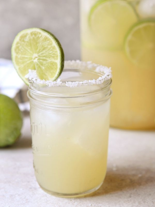 Margaritas for a crowd couldn't be easier! >> Jump to the recipe  You know what your summer is missing? A night with friends filled with fun, laughter, and a big pitcher of margaritas. And I am 100% here for you with the easiest big batch margarita recipe. It all [...]
