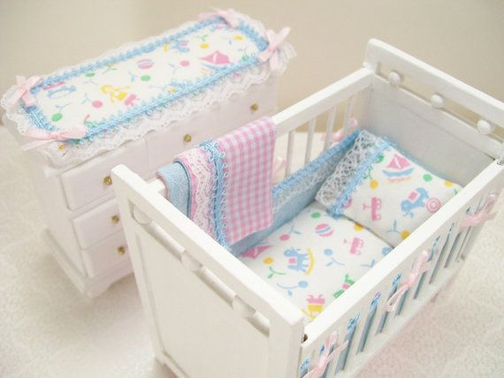 Baby Doll Crib And Changing Table Woodworking Projects