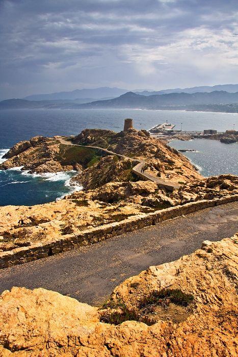 Ile Rousse, Korsika