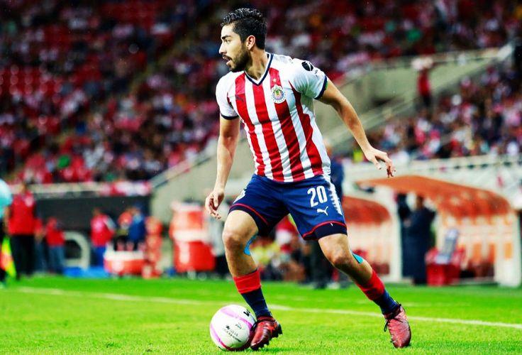 Pizarro Chivas liga Mx
