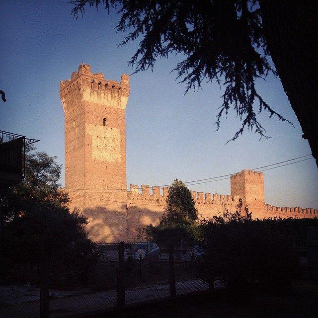 Villimpenta - castle