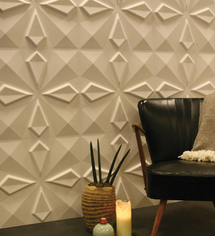 Render a #unique look to your #walls this time when you plan to revamp the look of your #interiors with this set of 12 Kites 3D #Wall Panels from the brand #WallArt. The innovative and appealing wall panels create a continuous 3D pattern when placed side by side. These wall panels have been crafted from ego friendly bagasse or sugarcane fibre after the juice has been extracted.