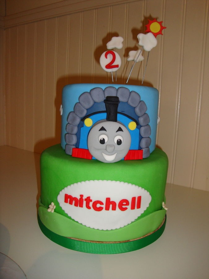 Images Train Cakes