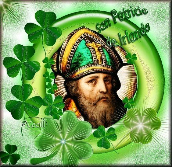 Saint Patrick's Day (Dia de São Patrício)  March 17th