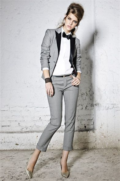 25  best ideas about Wedding suits for women on Pinterest | Suits ...