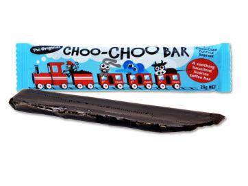 Choo Choo bar. Licorice toffee goodness!