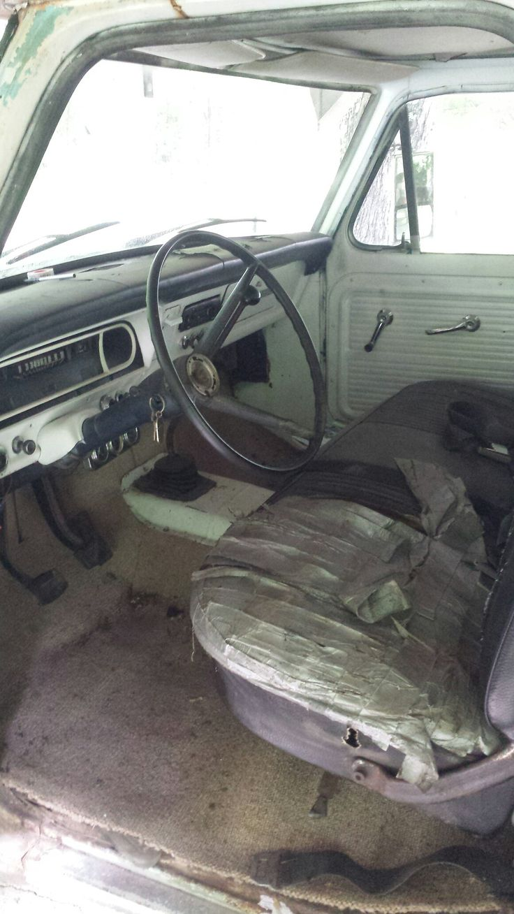 276 best Old Fords images on Pinterest   Ford trucks, 4x4 and 4x4 trucks