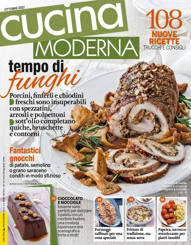 Cucina moderna ottobre 2017