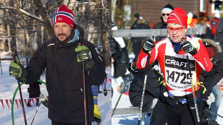 Norges kronprins Haakon er på hjemmebane, når der lørdag er kronprinsduel i skisporet. Haakon skal kæmpe mod Danmarks kronprins Frederik i det klassiske langrends-skiløb Birkebeineren med målområde i Lillehammer. I Norge ser skifans frem til giganternes kamp i de sneklædte fjelde.