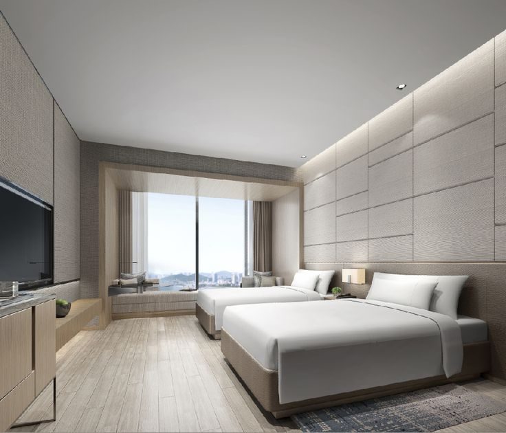 Simple Bedroom Interior Design: Hotel Guest Rooms Images On Pinterest