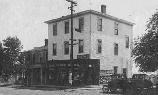 Jeffersontown Street Scene Jeffersontown Kentucky 1937