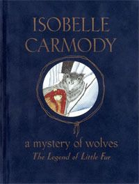 A mystery of wolves by Isobelle Carmody