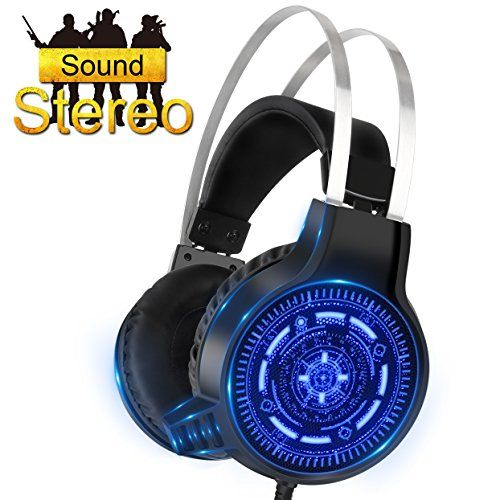 FarCry 5 Gamer  #Pansonite #Stereo #Gaming #Headset with #Microphone, #Noise #Isolation #Gaming #Headphones with #Bass #Surround, #LED #Light, #Soft #Memory #Earmuffs for #PS4, #PC, #Xbox One #Controller, #Laptop #Mac #Nintendo #Switch #Game   Price:     Say Goodbye to Bad Sound Quality and Enjoy #Stereo Sound Quality with the #Pansonite #Gaming Headset! If you are troubled by the terrible sound quality while enjoying your favorite games,  The #Pansonite #gaming #headset deli