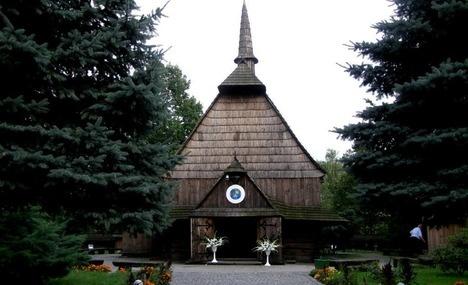Church of St. Michael Archangel, Katowice, Poland