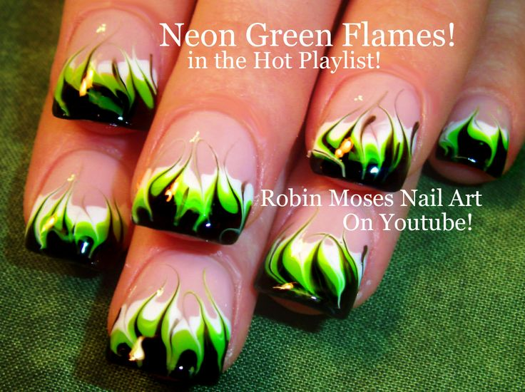 Robin Moses Nail Art: August 2016
