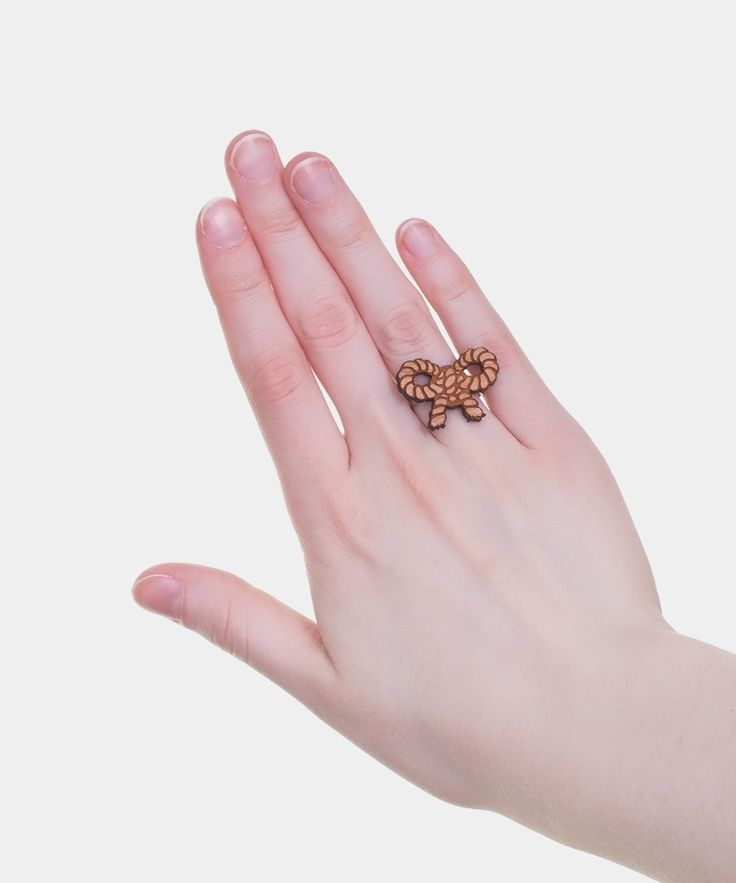 Knotical Rope Ring