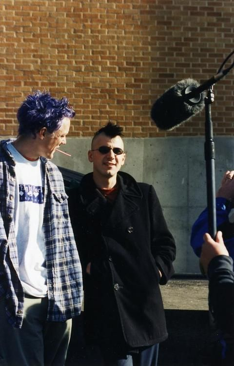 Behind the scenes of SLC Punk! (1998)